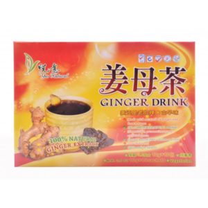 Ginger Drink Small