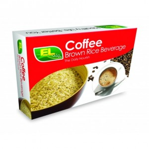 EL coffee brown rice beverage