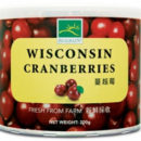 organic Wisconsin Cranberries