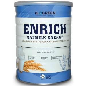BIOGREEN Enrich Oatmilk Energy