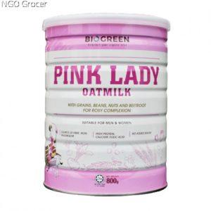 a Biogreen pink lady