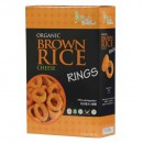 Organic Brown Rice Cheese Rings