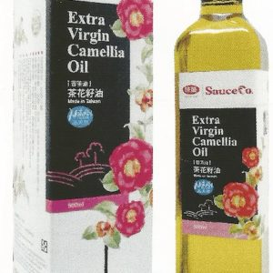 Extra Virgin Camellia Oil 500ml