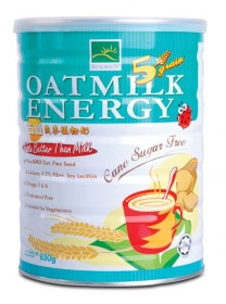 organic Five Grain Oatmilk Energy