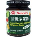 Sauce Co Natural Toona Sinensis Vegetarian Barbecue Sauce